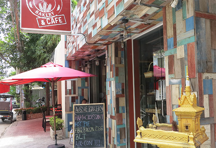 Aussie Bakery Phnom Penh