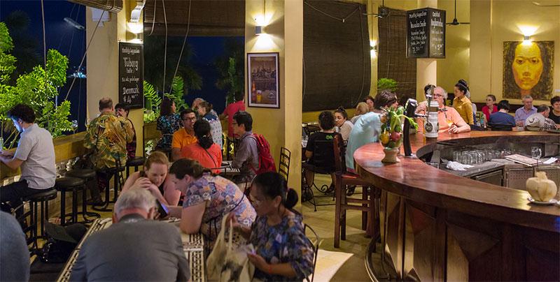 Foreign Correspondents Club Phnom Penh
