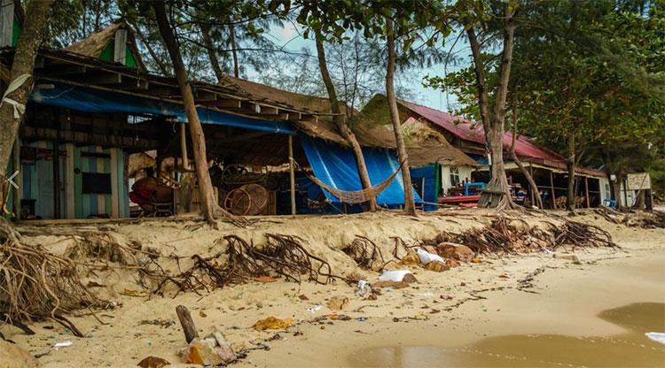 Otres Beach Sihanoukville, Cambodia