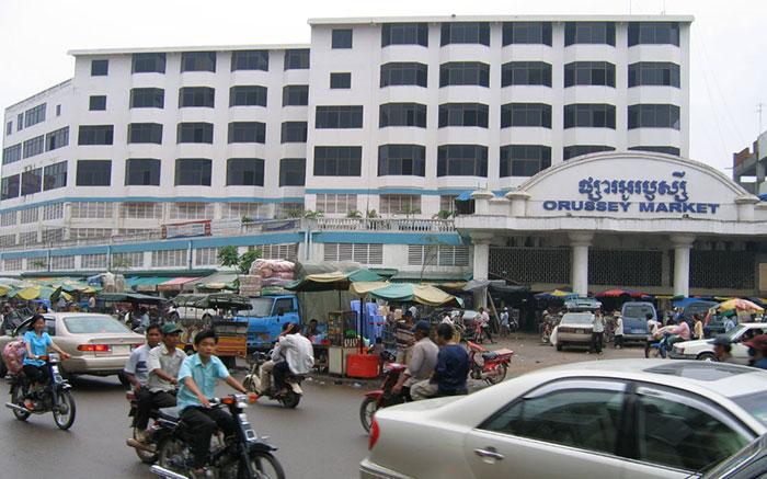O'Russey Market Phnom Penh