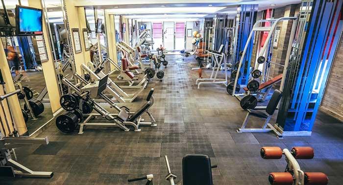 The Place gym Phnom Penh