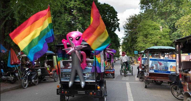 Gay pride Cambodia